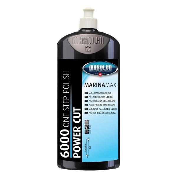 MARINAMAX 6000 ONE STEP POLISH POWER CUT