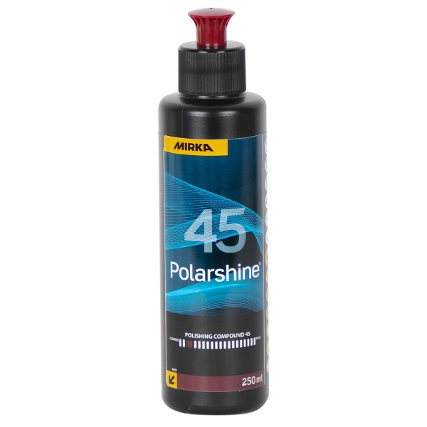 MIRKA Polarshine 45 Bootspolitur Yachtpolitur 250ml